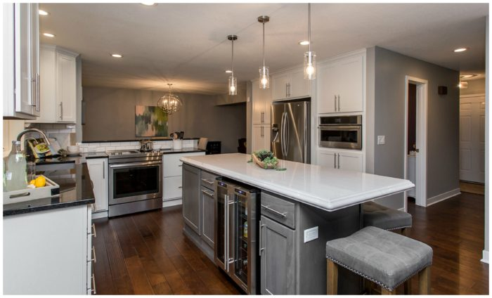 Project Profile Remodeled Kitchen Is Bigger Better Brighter Red House Remodeling