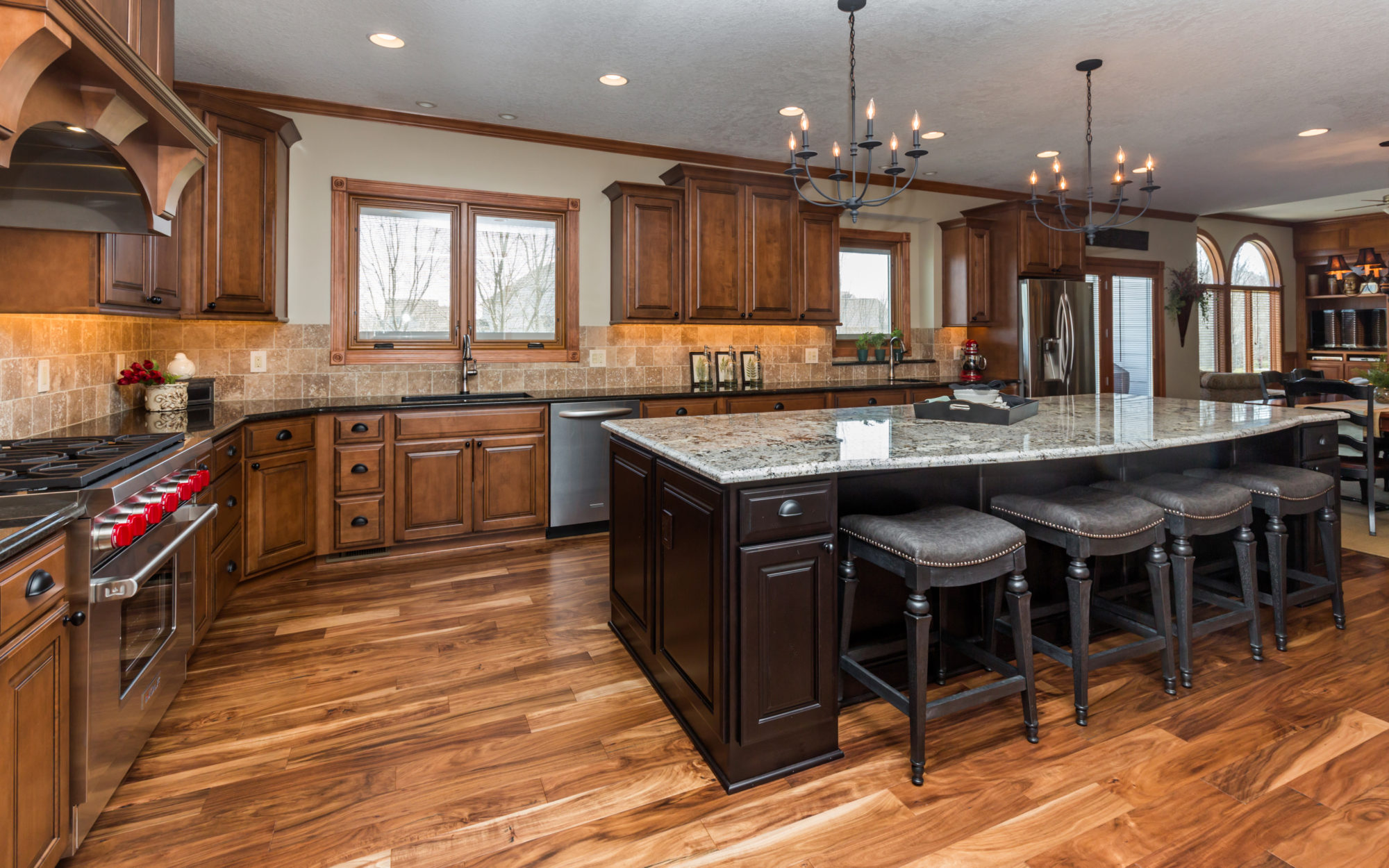 Great Featured Des Moines Kitchen Remodels